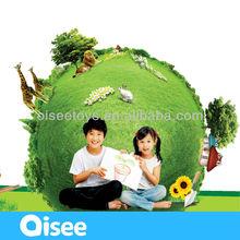 Creative green natural ciencia / planta juguetes
