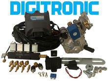 Parte frontal auto kit de conversión de autogas glp/gnc