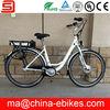 Electric Vehicle With Shimano Nexus Internal 7 Speed Hub (JSE48N7)