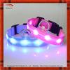 Fashion Multi-colors LED light dog collar