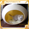 Pet Plastic House with Soft Pad