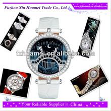 Romantic Kiss watch/OEM branded watchs/mart watch