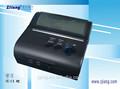 mini portátil de telefone celular impressora térmica 80mm tamanho pequeno e peso leve