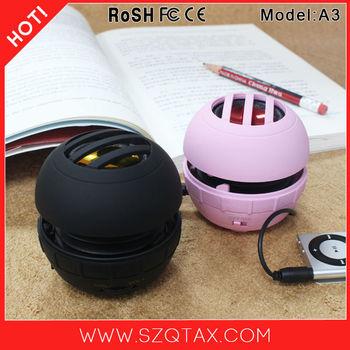 cheap price high quality cara membuat speaker aktif mini in 40mm driver for iPhone iPod MP3 computer