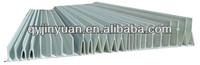 FRP fiberglass beams/ plastic floor /floor bracket/support, glass steel beam, pig farming equipment