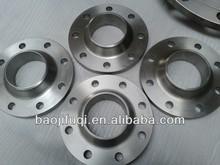BAOJI FUQI-Mechanical Parts ANSI B16.5 DN200 titanium flange made in china