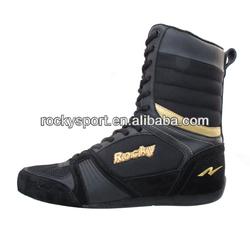 2014 men design boxing shoes, men footwear