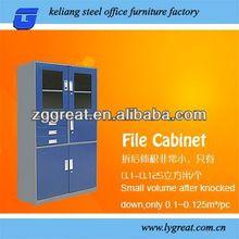 China hot selling roller shutter door cabinet in north korea