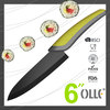 6'' EU Market Ergonomic Zirconia Top Chef Knives