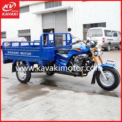 Golden Supplier Specialized Cargo Motor Trike For Pertol Gasoline