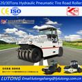 Lutong hidráulico Pnenunatic pneu rolo de estrada LTP2030H / CE & ISO