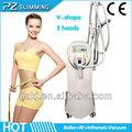 Vendita calda liposuzione cavitazione vacuum rullo della macchina pz807(caldo in USA, Italia, Australia, Canada, Brasile Regno Unito)