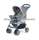 Baby stroller raincover
