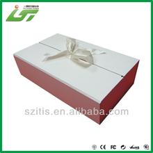hard branded shoe box printing company