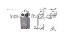 CZE-00-AM Limit switch Metal version Steel plunger