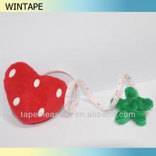 1.5m/Tape measure plush cartoon strawberry