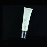 100ml pe heat shrinkable tube with airless pump for cream