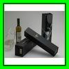flat shipping offset printing duplex corrugated flute paper folding wine box