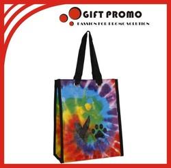 Folding PP Woven Shopping Bag