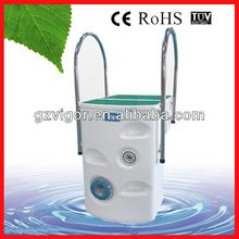 Swimming pool equipment system