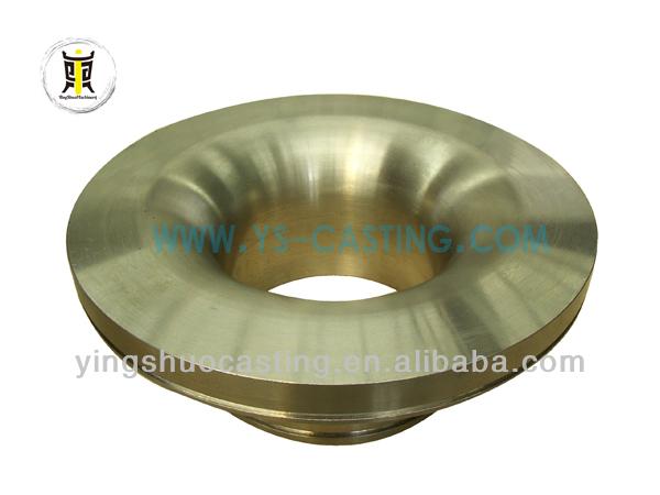 Nodular ductile iron/spheroidal graphite iron casting