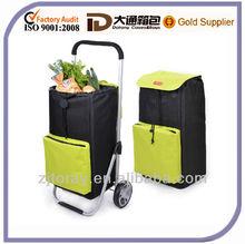Promotional Folding Shopping Trolley Bag, Folding Shopping Cart