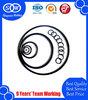 Customized elastic rubber o-ring