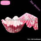 Mini cupcake liner / cupcake petals / cupcake wrappers