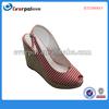 2015 China Ladies High Heel Shoes