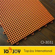 indoor sports surfaces Interlocking Floor Tiles