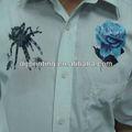 Tatuagem no fabric textile tattoo clothes etiqueta do tatuagem