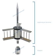 Ingesco Early Streamer Emission Lightning rod Lightning terminal