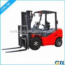High Quality Forklift CPC-30,3t Diesel Forklift