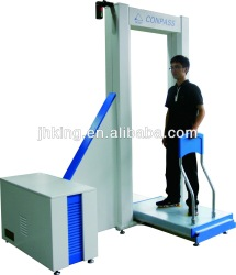 Privacy Protection full body scanner x ray machine