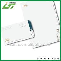 China wholesale custom small cards envelope