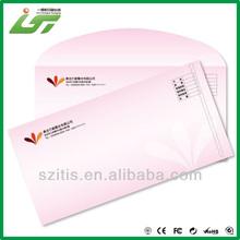 Custom beautiful printing good quality small envelope