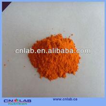 GMP/ISO9001 Manufacturer Supply 100% Natural Organic Zeaxanthin Lutein Powder