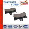 high perfomrnce motorcycle brake pad brake part