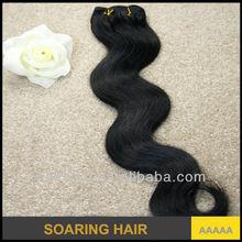 "FREE SHIPPING DHL!Wholesale premium brazilian 5a unprocessed hair 2pcs 100g human virgin hair extension 8-34"" #1_jet black"