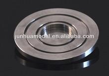 prototype seal ring/cnc aluminium machining