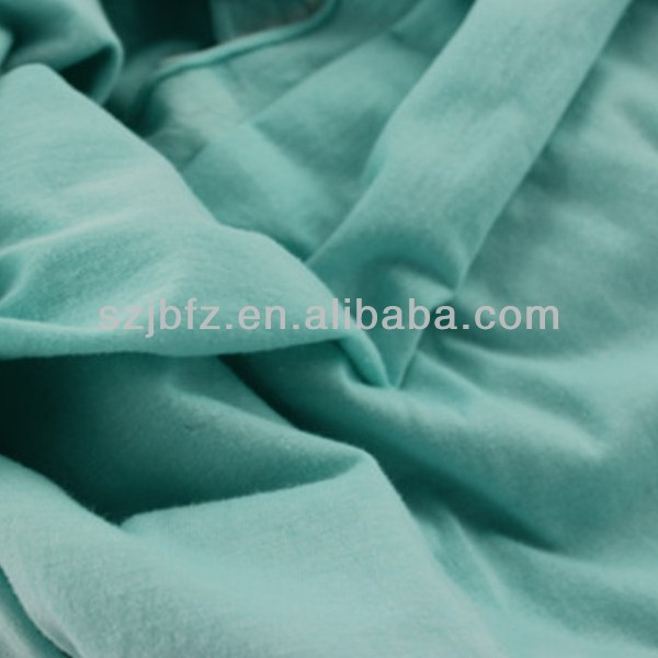High quality 100% cotton jersey fabric for sale