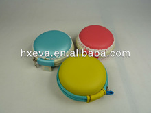 2013 hot selling promotion EVA earphone carrying case