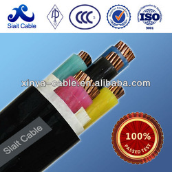 Hot! high quality electric wire Radiant cross-linked polyolefin insulated power cables of rated voltage 0.6/1kV