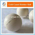 High bouncing rubber ball