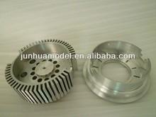 rapid prototype radiator part/cnc aluminium machining/cnc milling service