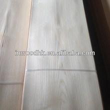 Decorative White Ash Wood Veneer for Furniture