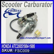 ATV carburetor ATC200S 1984-1986 3 Wheeler New Carb cheap carburetors for sale FSC009