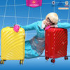 decent four wheels luggage bag China factory