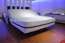 wholesale 7zones pocket spring Adjustable bed