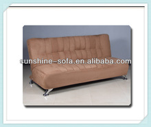 Comfortable Fabric Bed Cum Sofa Wooden